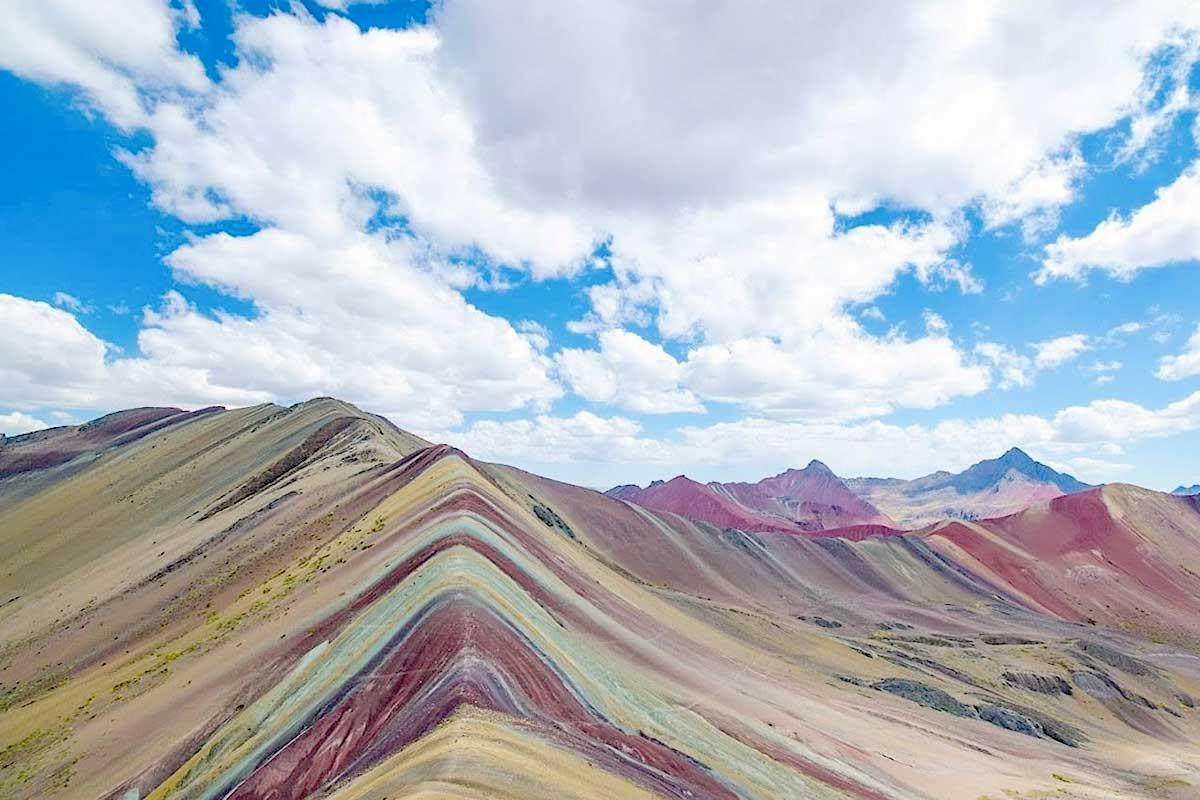 Rainbow Mountain Tour One